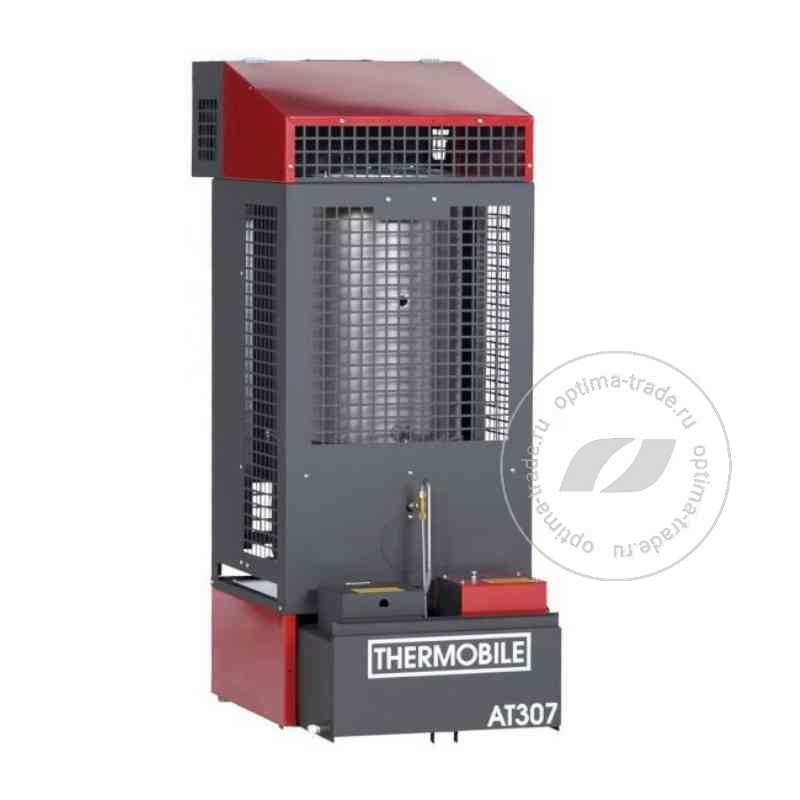 Thermobile AT 307 - печь на отработанном масле, производительность 800 м³/ч, с вентилятором