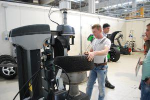 Балансировочные станки Bosch