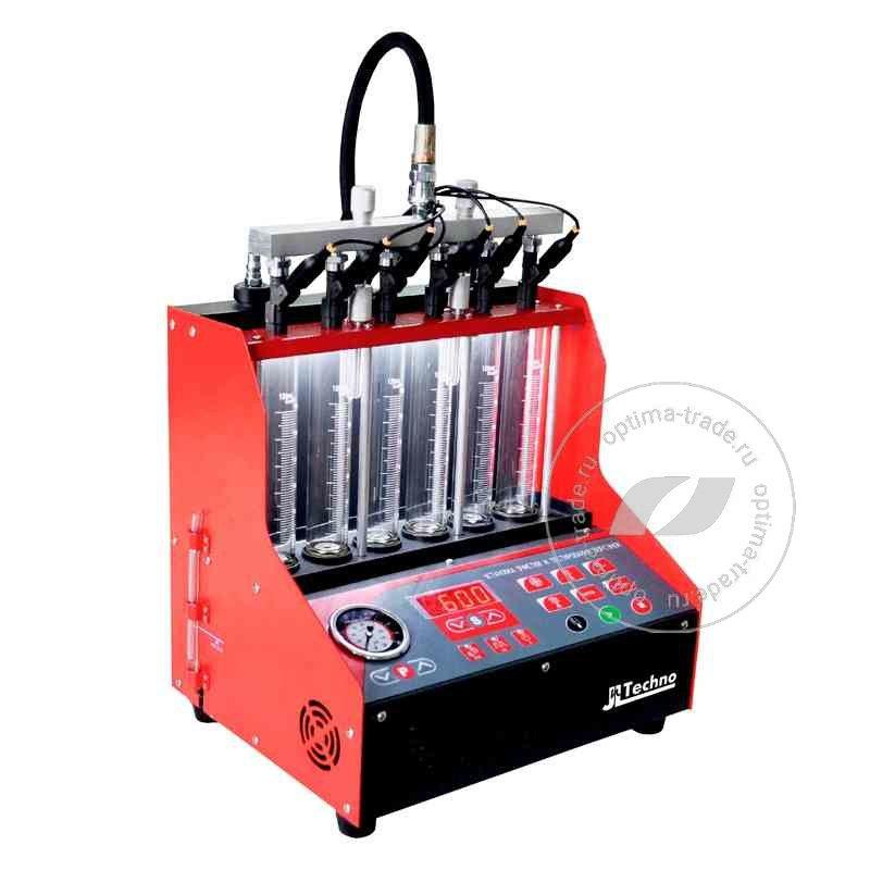 JL Techno IMT-600N - установка для тестирования и очистки форсунок, со снятием