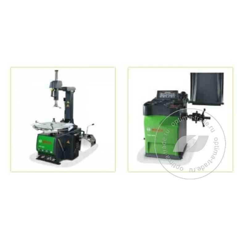 Bosch TCE 4405-22 и Bosch WBE 4200
