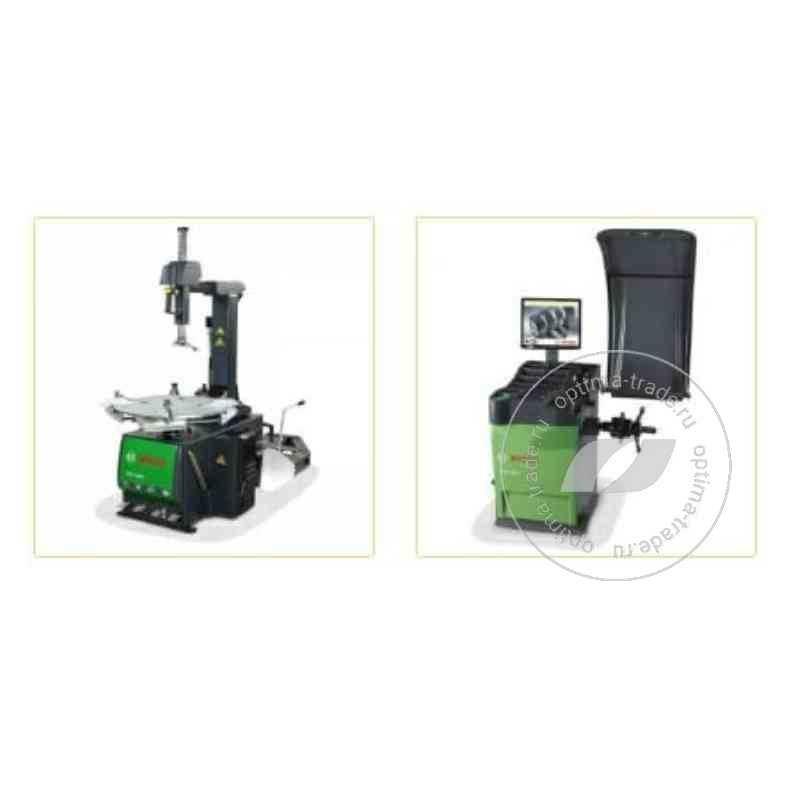 Bosch TCE 4405-22 и Bosch WBE 4400