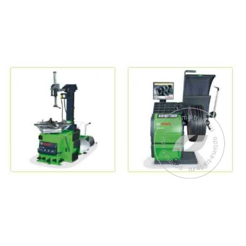Bosch TCE 4460 и Bosch WBE 4430