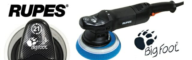 Полировальный инструмент Rupes