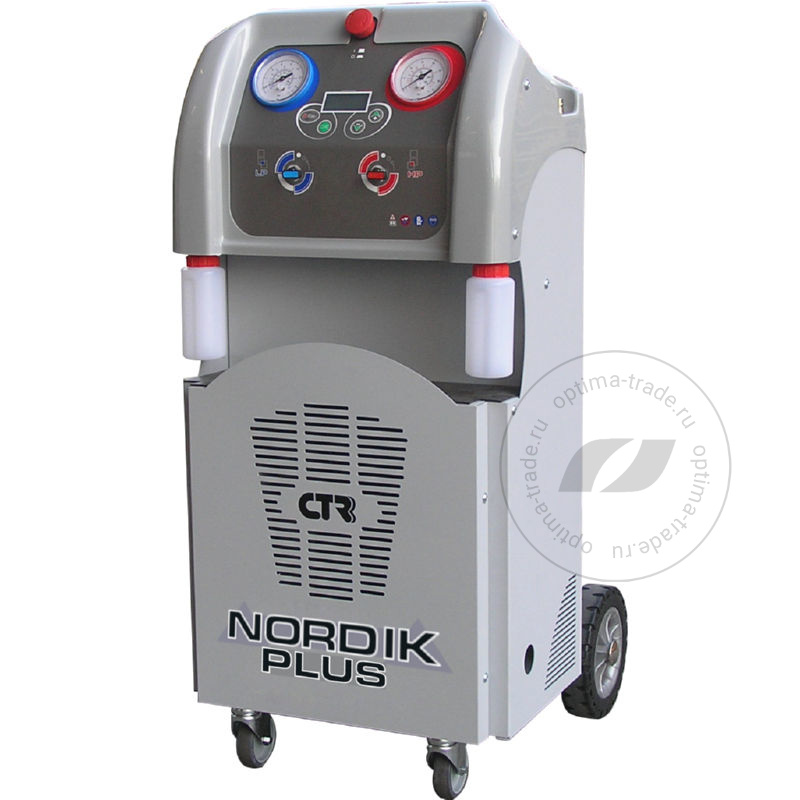 CTR Denso Nordic Plus заправка для кондиционеров автомат