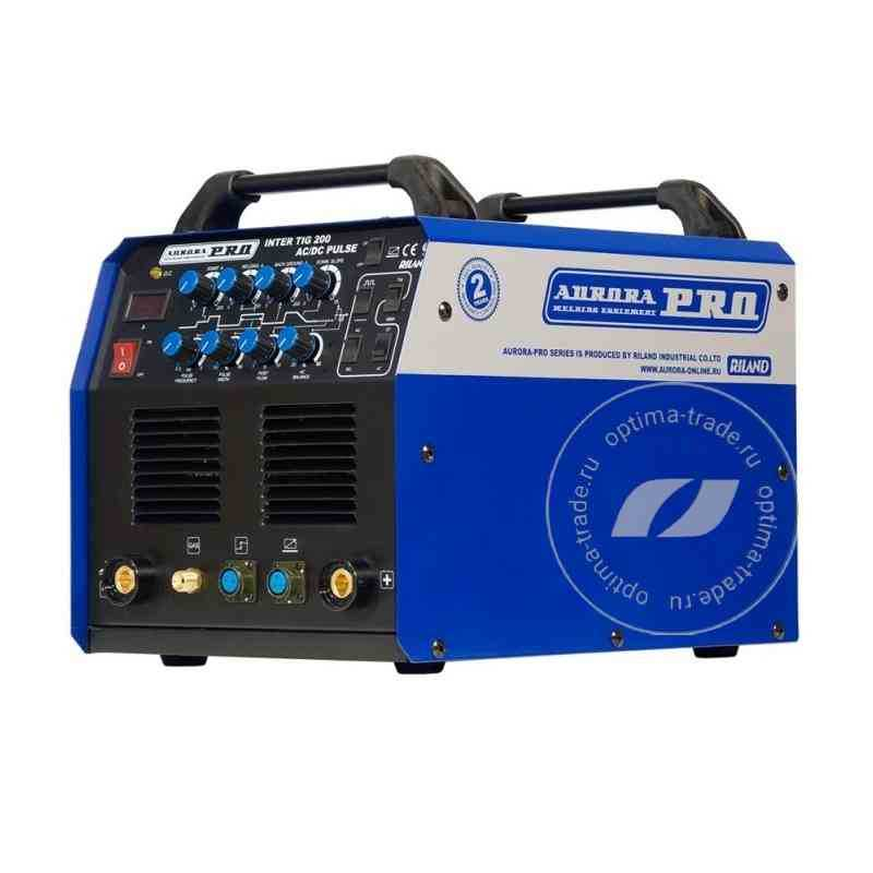 AuroraPRO INTER TIG 200 AC/DC PULSE
