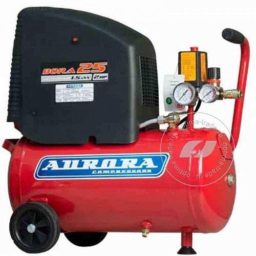 Компактный компрессор поршневой Aurora, Aurora Bora-25