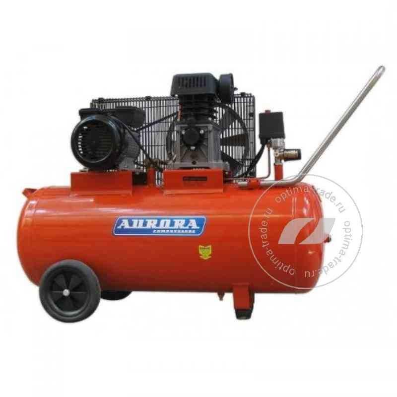 Aurora Storm-100, Поршневой компрессор Aurora Storm-100