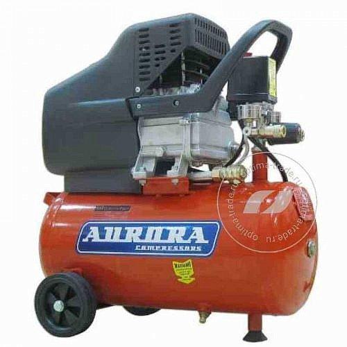 Компрессор поршневой воздушный электрический 220в Aurora, Aurora WIND-25
