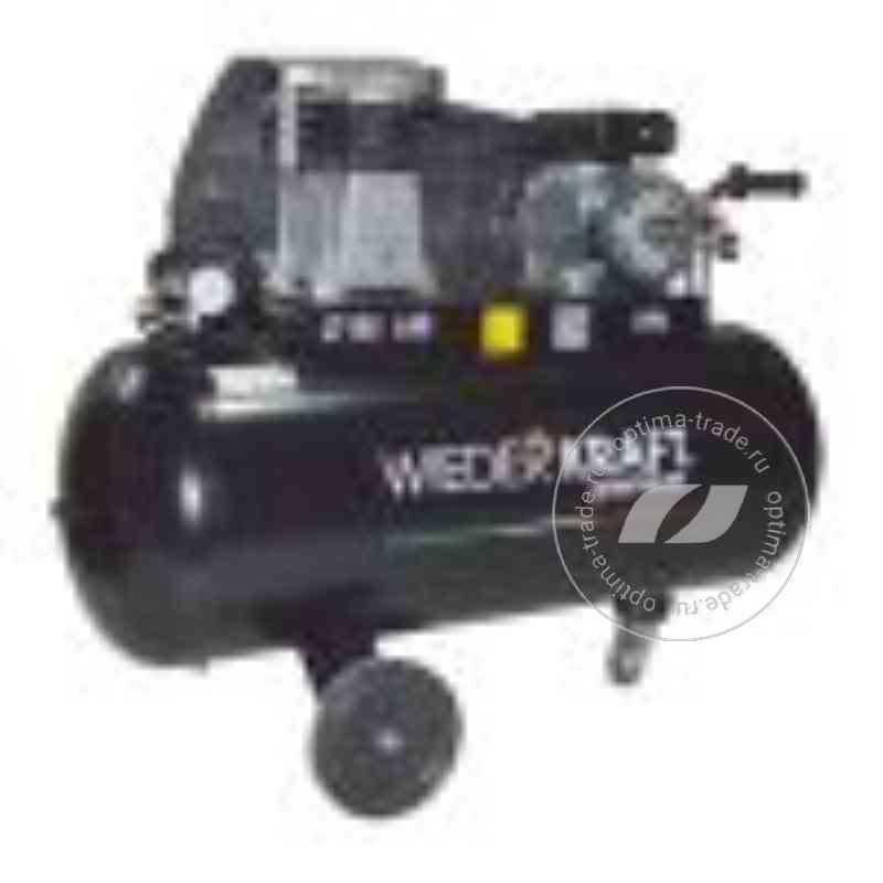 Компрессор 2 х поршневой WiederKraft, WiederKraft WDK-91032