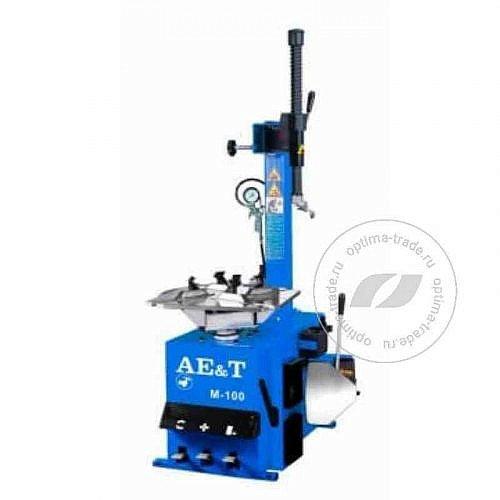 Полуавтоматический стенд для шиномонтажа AE&T, Полуавтоматический стенд для шиномонтажа, AE&T М-100