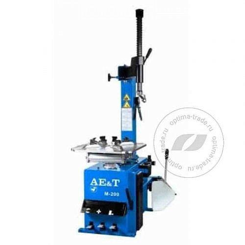 AE&T М-200, Шиномонтажный станок полуавтомат AE&T, Шиномонтажный станок полуавтомат