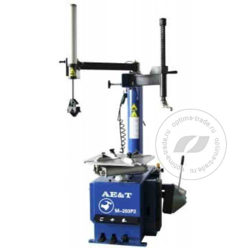 AE&T М-203Р2, Полуавтоматический шиномонтажный станок AE&T, Полуавтоматический шиномонтажный станок