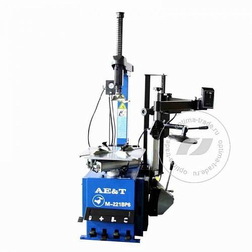AE&T M-221BP6, Шиномонтажный станок автомат AE&T, Шиномонтажный станок автомат