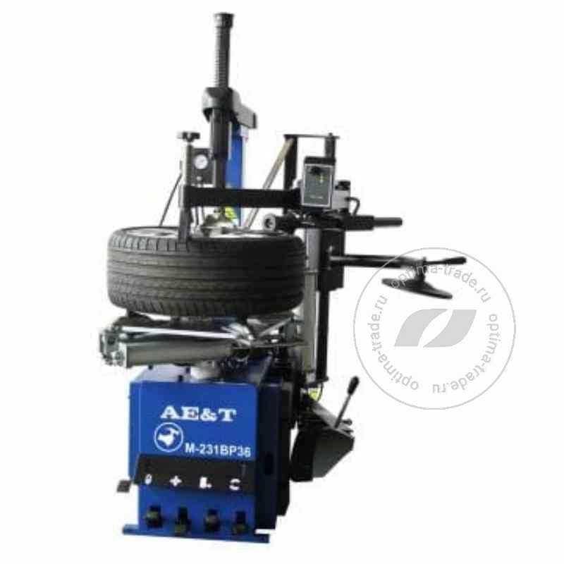 AE&T M-231BP36, Стенд автомат для шиномонтажа AE&T, Стенд автомат для шиномонтажа