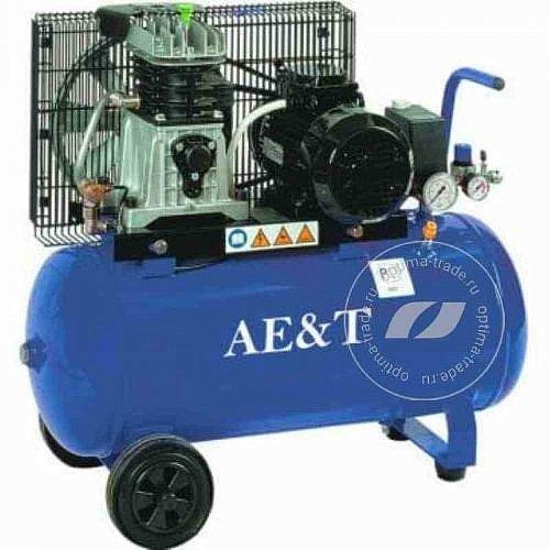 Поршневой компрессор 220 В AE&T, AE&T СБ4/С-100АВ.360