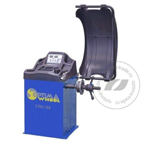 Optima OW1M, балансировочный станок, балансировочный стенд, стенд для балансировки, станок для балансировки