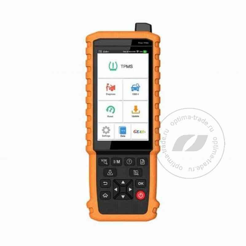 Сканер для автомобиля, автомобильный сканер, сканер в автосервис, автосервисный сканер, сканер приемщику автомобиля,Launch Pilot TPMS