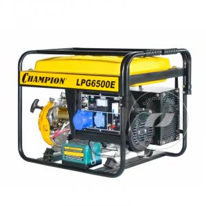 Бензиново-газовые генераторы