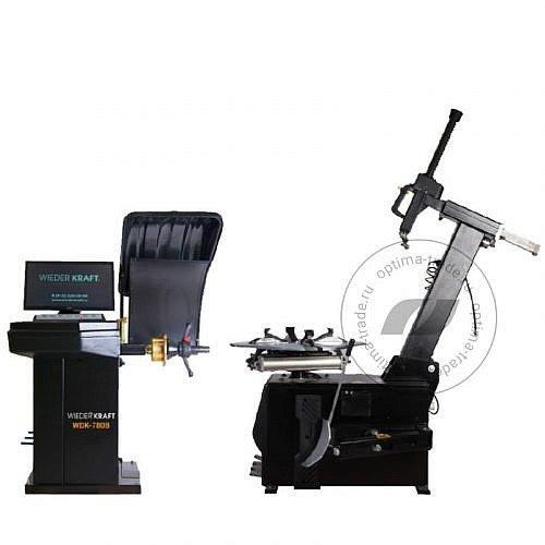 Wiederkraft WDK-764S и WDK-780B