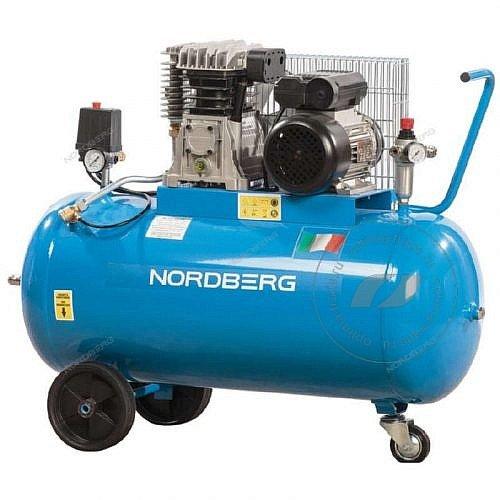 Nordberg NC100/360_220 - компрессор поршневой