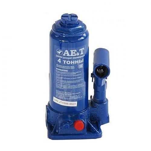 домкрат гидравлический бутылочный AE&T T20204