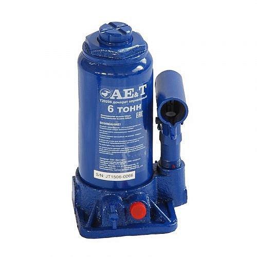 домкрат гидравлический бутылочный AE&T T20206