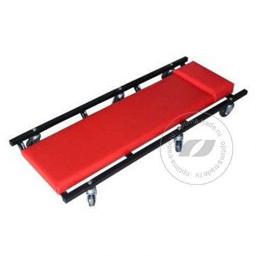 AE&T TA-B1059 подкатной мягкий лежак на раме до 120 кг