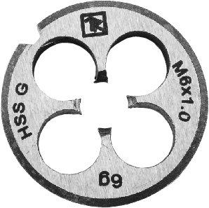Плашки круглые ручные D-COMBO