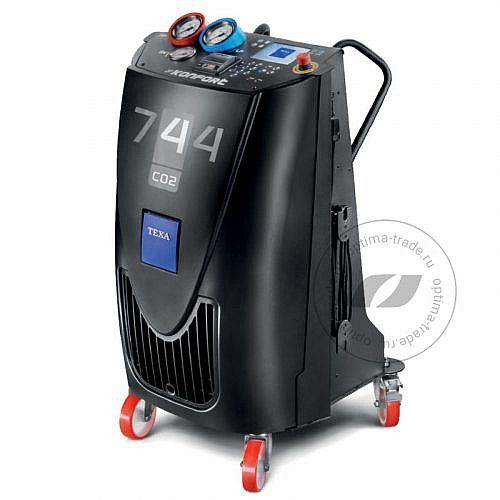 Texa Konfort 744 (CO2)
