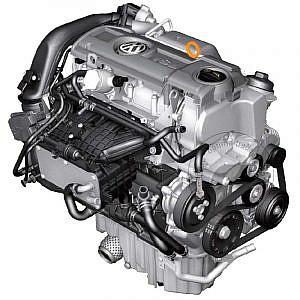 Для ремонта двигателя