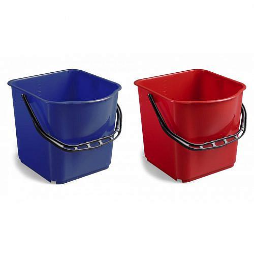 Ведро пластиковое Filmop (25 литров, синее)
