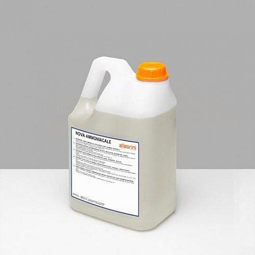Моющее средство ALLEGRINI NOVA AMMONIACALE для использования в общественных помещениях с большой проходимостью