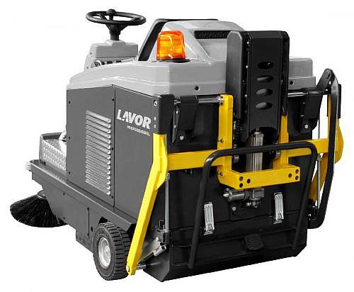 Подметальная машина LAVOR Professional SWL R1000 ET Bin-Up