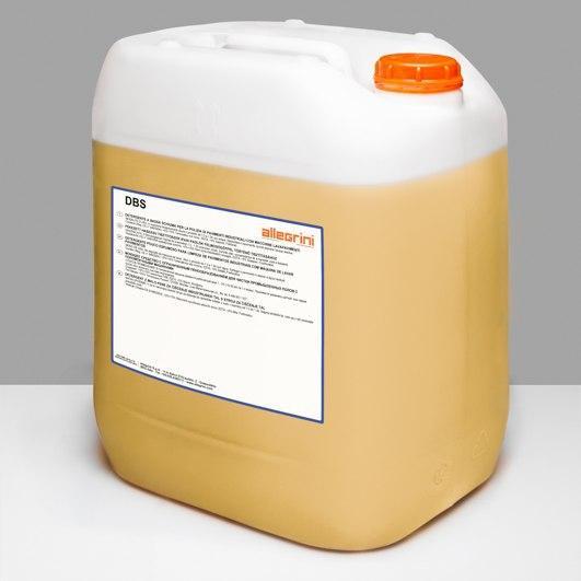 Моющее средство ALLEGRINI DBS для уборки промышленных помещений и складов