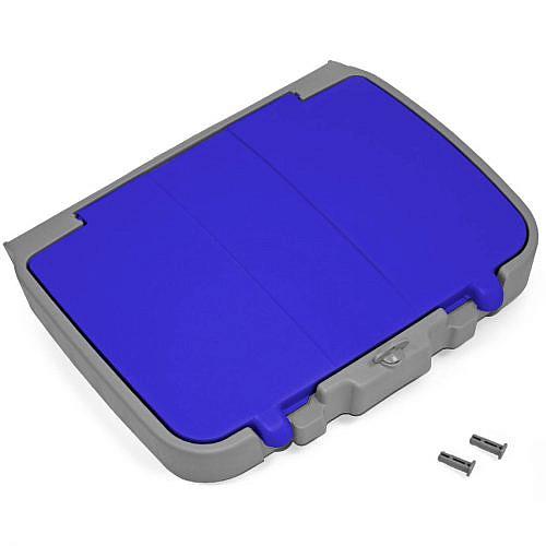 Пластиковая крышка для держателя мешка 120 литров