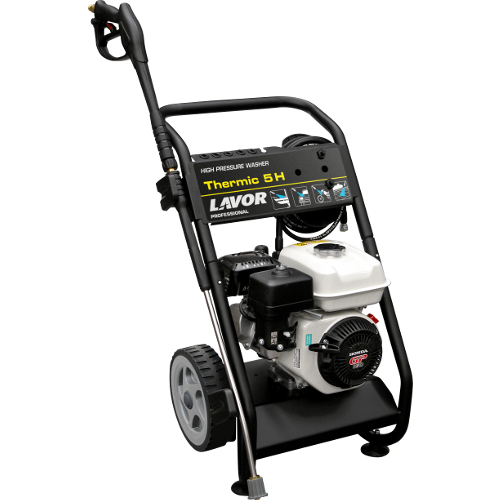 Бензиновая минимойка LAVOR Professional Thermic 5 H (с двигателем Honda)